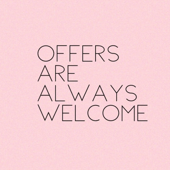 Other - OFFERS ARE ALWAYS WELCOME 💓
